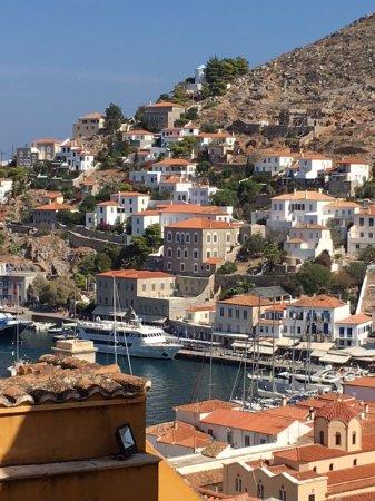 View from the mansion - Picture of Lazaros Koundouriotis ...