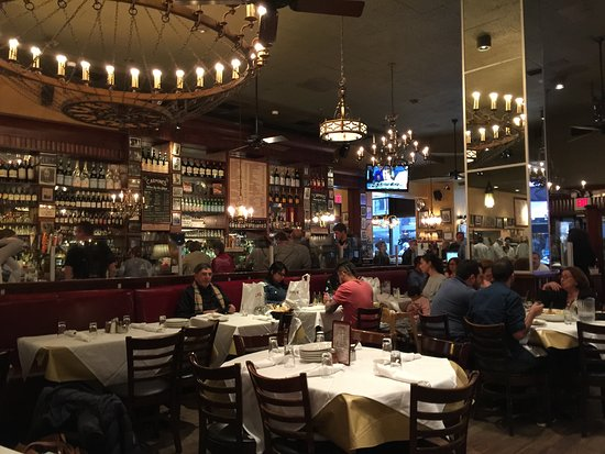 Carmine S Restaurant Times Square