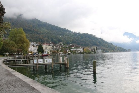 Weggis, Suíça: View