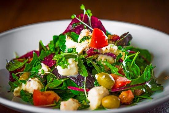 Shannon, Irland: Gastro Pub Goats Cheese Salad