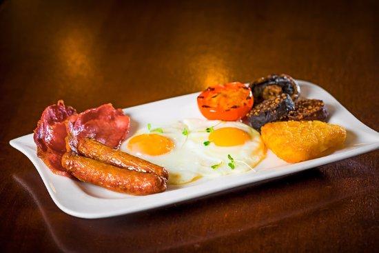 Shannon, Irland: Gastro Pub Breakfast