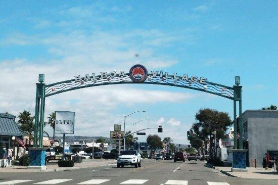 Balboa Village Newport Beach Ca