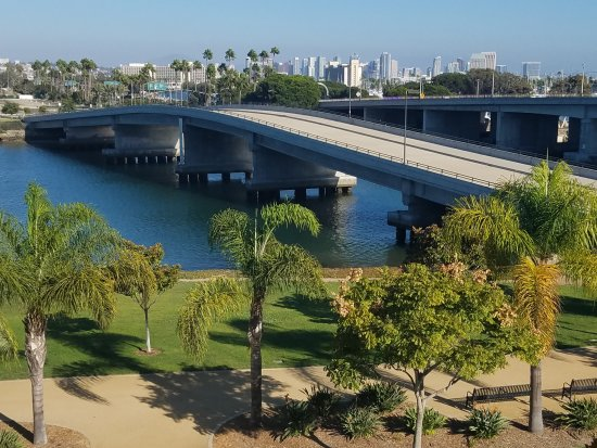 Homewood Suites by Hilton San Diego Airport - Liberty Station: View from south building