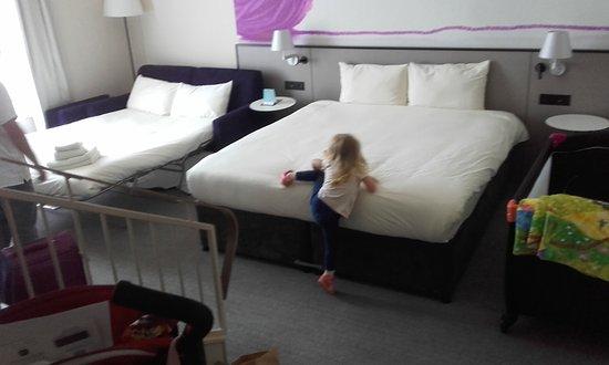 Mercure Exeter Rougemont Hotel: Room 216