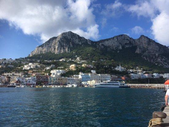 Grand Hotel Parco Del Sole: Bay Of Capri trip