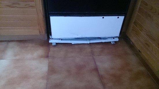 Mercadal, Spagna: Gas oven