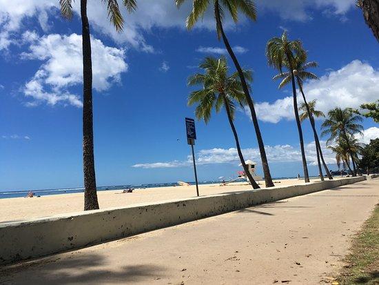 Ala Moana Beach Park: アラモアナビーチパーク