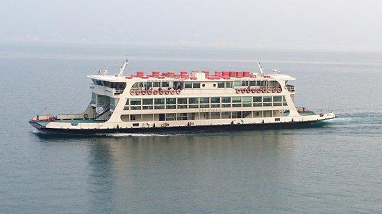 Desenzano Del Garda Ferry Boats