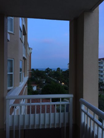Marriott's Aruba Surf Club: Ocean view from one of our balconies