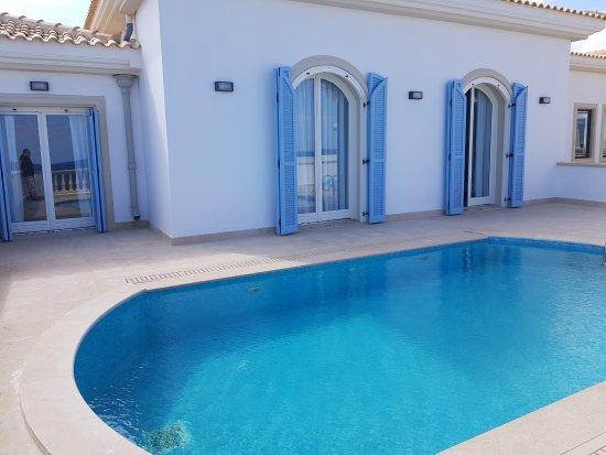 Suite Avec Piscine Privee Picture Of Mitsis Laguna Resort Spa
