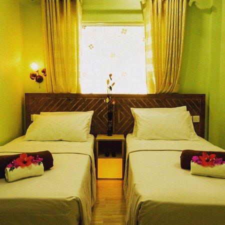 Guraidhoo: Twin Room