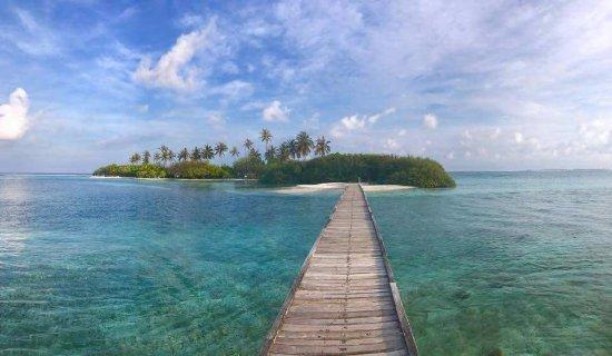 Guraidhoo: Bikini Beach Private Island