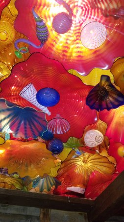 Maker's Mark: Dale Chihuly blown glass sculptures