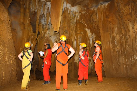 Punta Cana, República Dominicana: Feel the emotion of being underground
