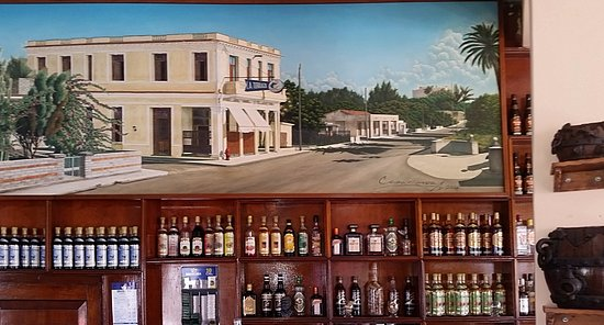 Sample Of Bar Artwork La Terraza De Cojimar Picture Of