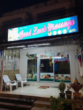 Good Luck Massage