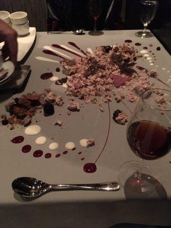 Next Restaurant : Sobremesa pronta