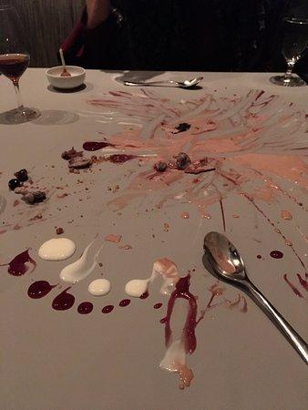 Next Restaurant : Sobremesa Finalizada