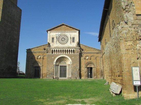 Church of San Pietro: San Pietro, Tuscania
