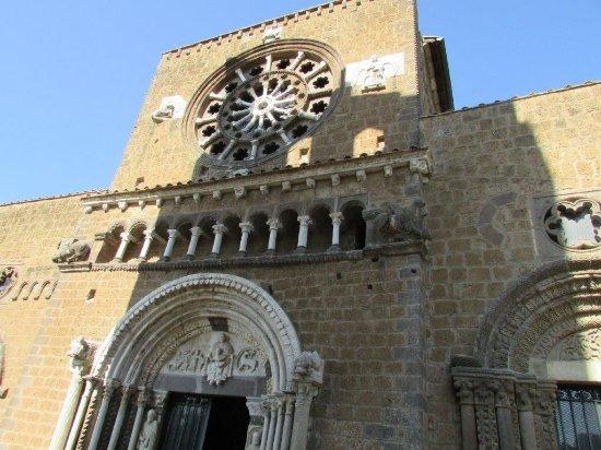 Santa Maria, Tuscania