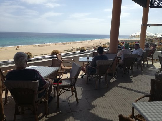 Iberostar Fuerteventura Palace: From the Sun terrace