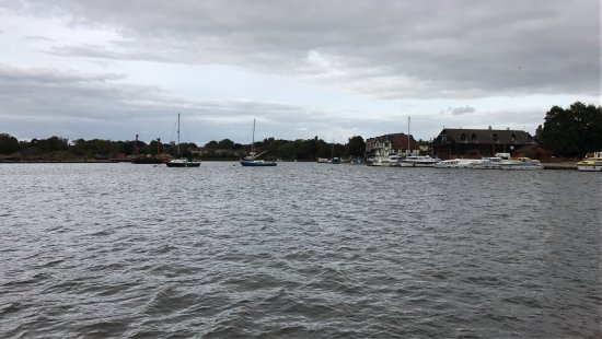Oulton Broad, UK: The Commodore