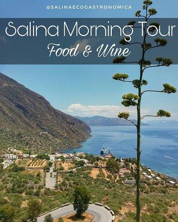 Santa Marina Salina, Italy: La mattina e i panorami mozzafiato
