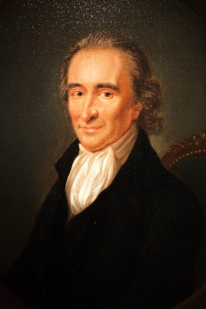 National Portrait Gallery: Paine