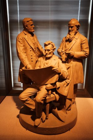 National Portrait Gallery: Lincoln Grant and Stanton