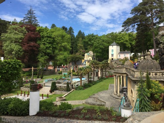 Portmeirion, UK: photo3.jpg