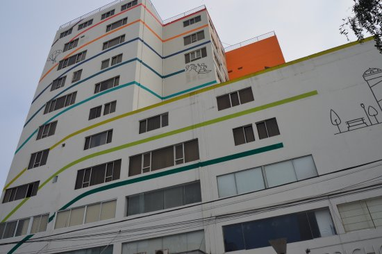 Ananay Hotel San Isidro: Hotel, edifício.