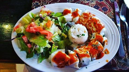 Ballston Spa, นิวยอร์ก: Alaturco Mediterranean Grill