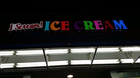 I Scream Ice Cream Va Beach