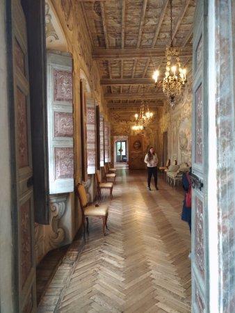 Casalzuigno, Itália: Interno della villa