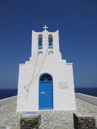 Kastro, Yunanistan: Εκκλησάκι Επτά Μάρτυρες