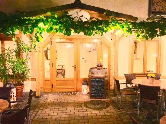Oestrich-Winkel, Alemania: Gemütlich und freundlich