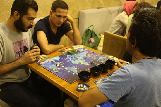 Can Do Board Game Cafe