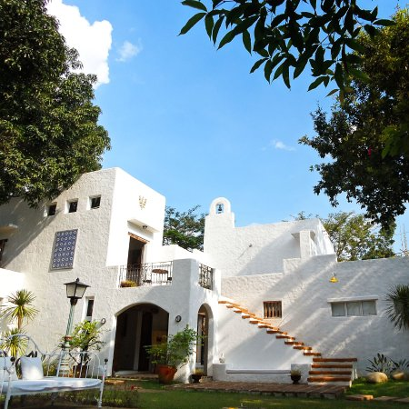Pinto Art Museum: The first gallery to see in the property