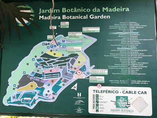 Madeira Botanical Garden : photo0.jpg