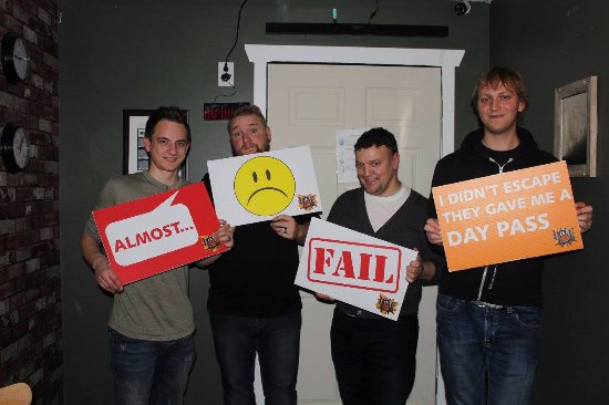 Cranbrook, Canadá: Fail.