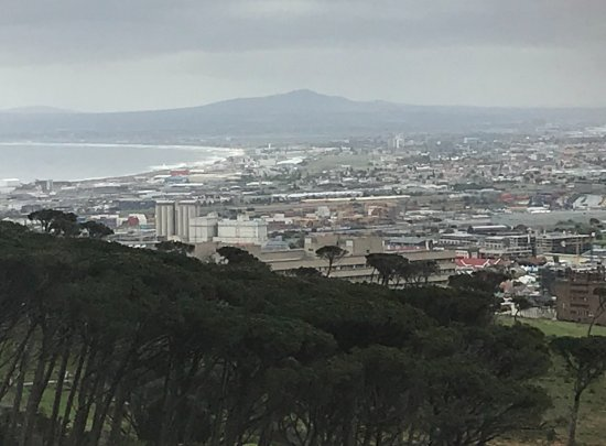 Rondebosch, Южная Африка: City view