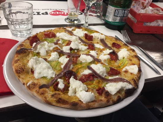 Castelnuovo di Porto, Ιταλία: Ice Love Pizza