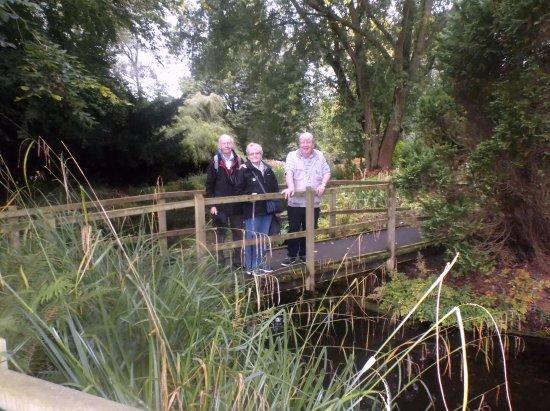Gooderstone Water Gardens & Nature Trails: Gooderstone Water Gardens