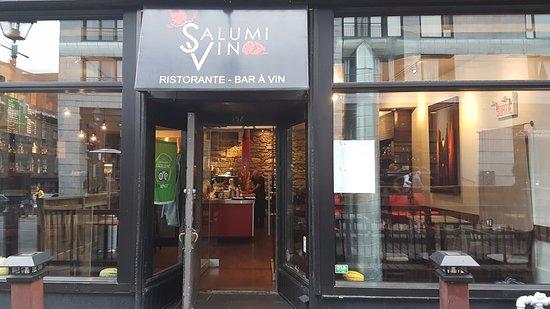 Salumi Vino Photo