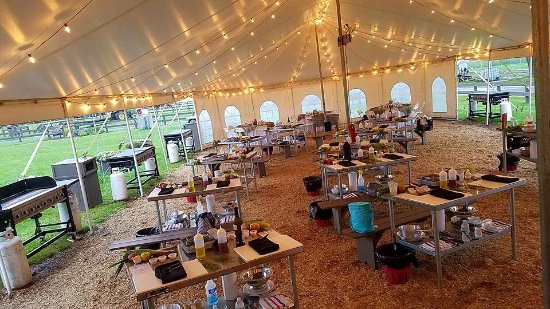 Hackettstown, NJ: Harvest, Cook & Dine classes are just one featured farm event provided throughout the growing se