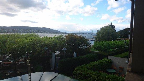 Kusnacht, Switzerland: Und nochmals der Gleiche Blick