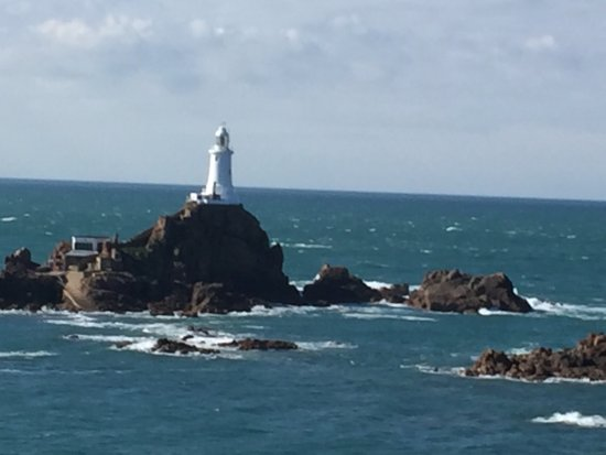 Corbiere Lighthouse (La Corbiere): A beautiful spot and very calming