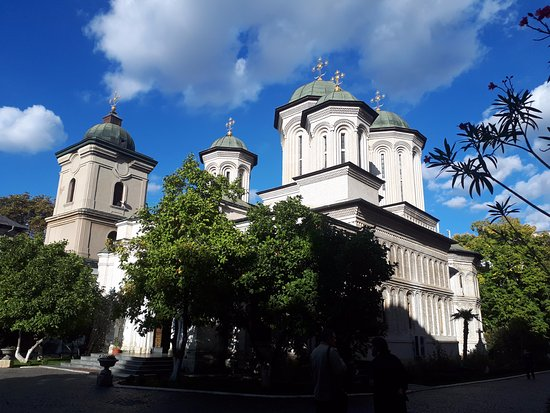 Radu Vodă Monastery (Mănăstirea Radu Vodă)