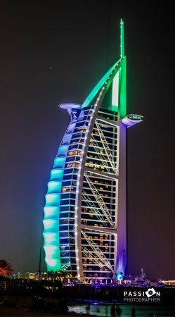 Burj al arab a 7 star hotel in dubai picture of burj al for Dubai top hotels 7 star
