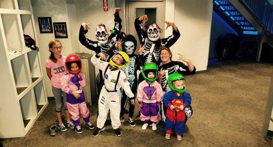 Perris, Kalifornien: We make sure everyone has fun.
